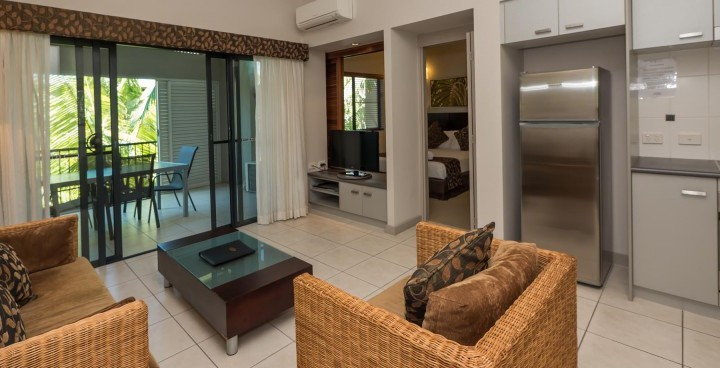 Blue Lagoon Resort Trinity Beach 1 Bedroom Apartment