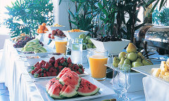 Breakfast Options Available - The Hotel Cairns Ramada by Wyndham