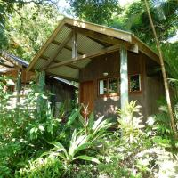 Bungalow style accommodation at Mungumby Lodge Cooktown