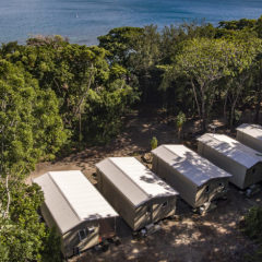 Bungalow Accommodation On Fitzroy Island For Overnight Option