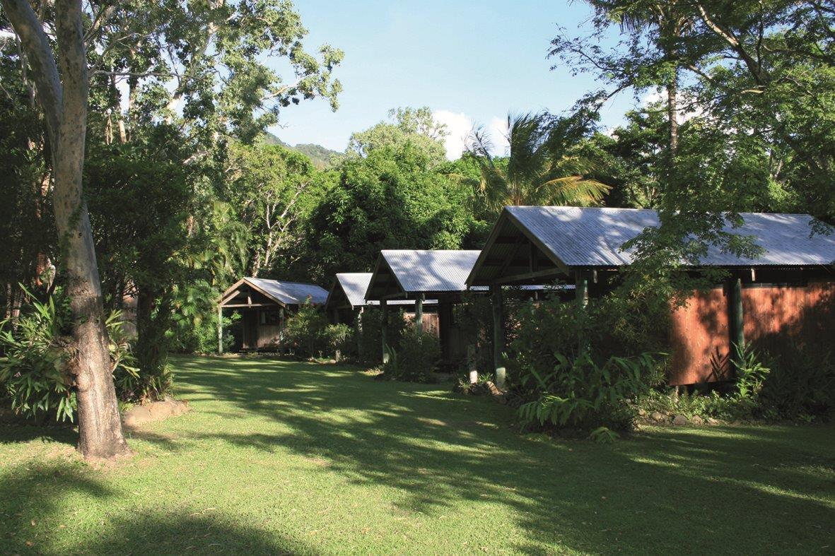 Mungumby Lodge: Cooktown Accommodation