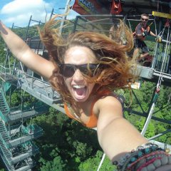 Bungy Jumping Cairns Queensland Australia