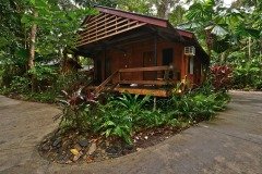 Cabin Accommodation - Cape Trib Beach House
