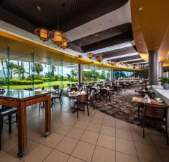 Cafe Sunrise - Hilton Hotel Cairns