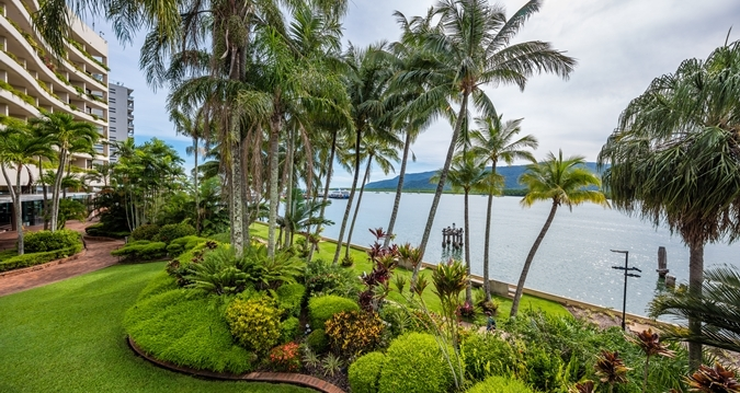Cairns Accommodation - View from wedding chapel