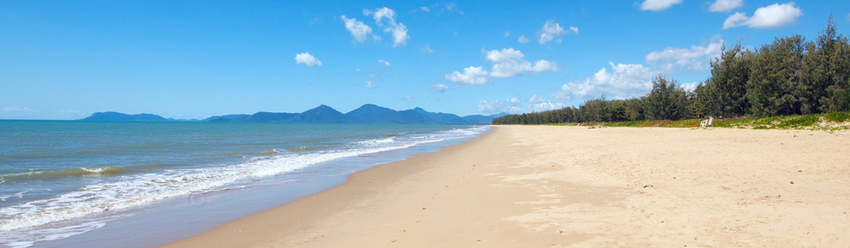 Cairns airport coach transfers to your holiday accommodation in Tropical North Queensland Australia
