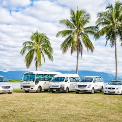 Cairns Airport Transfers | Vehicle Fleet