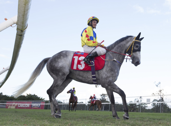 Cairns Amateurs Jockey