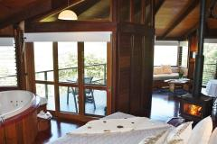 Romantic Treehouse Accommodation at Mt Quincan Crater Retreat, Cairns Tablelands