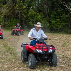 Cairns ATV and quad bike tours