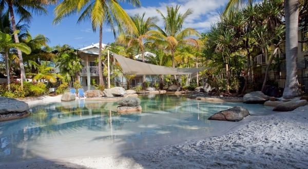 Cairns Beaches Accommodation - Family Beach Holiday Apartments