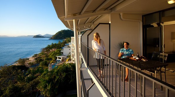Cairns Beaches Accommodation - Oceanview Holiday Apartments