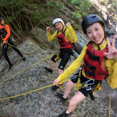 Crystal Cascades | Cairns Canyoning Tour