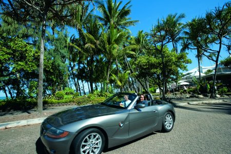 Charming Cairns Car Hire