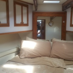 Cairns Charter Boats - Forward Double Cabin
