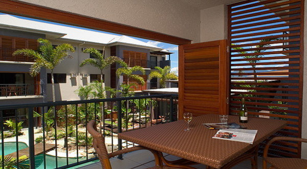 Cairns City Apartments - Cairns Holiday Accommodation