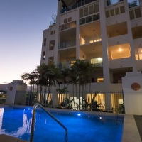 Cairns City Apartments Swimming Pool