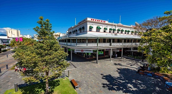 Cairns City Hotel Motel - Cheap Cairns Accommodation