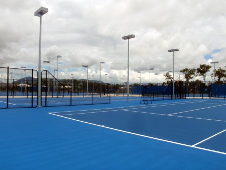 Cairns City Regional Tennis Centre