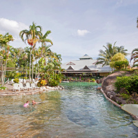 Cairns Holiday Resort large Swimming Pool