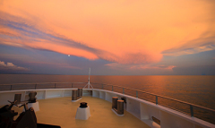 Cairns Cruise Ship Tours - 7 Nights - Sunset Great Barrier Reef