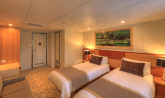 Cairns Cruises - Main Deck Stateroom - B