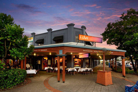 Cairns Dining - Ochre Restaurant
