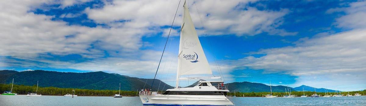 Cairns Dinner Cruise, Lunch or Sunset Cruise