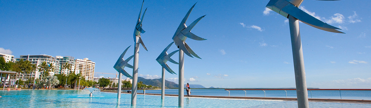 Cairns Esplanade  | Cairns Holiday Specialists