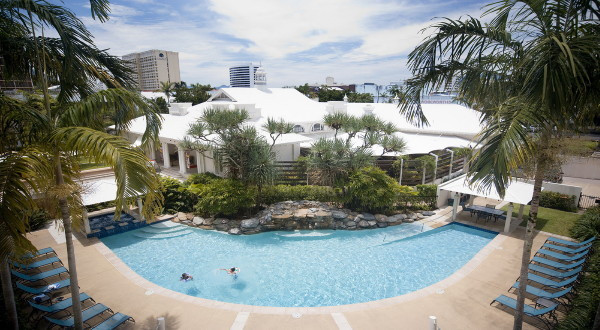 Cairns Esplanade Resort - Mantra Esplanade Hotel & Apartments