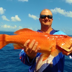 Full Day Private Reef Fishing Charter From Cairns | Coral Trout