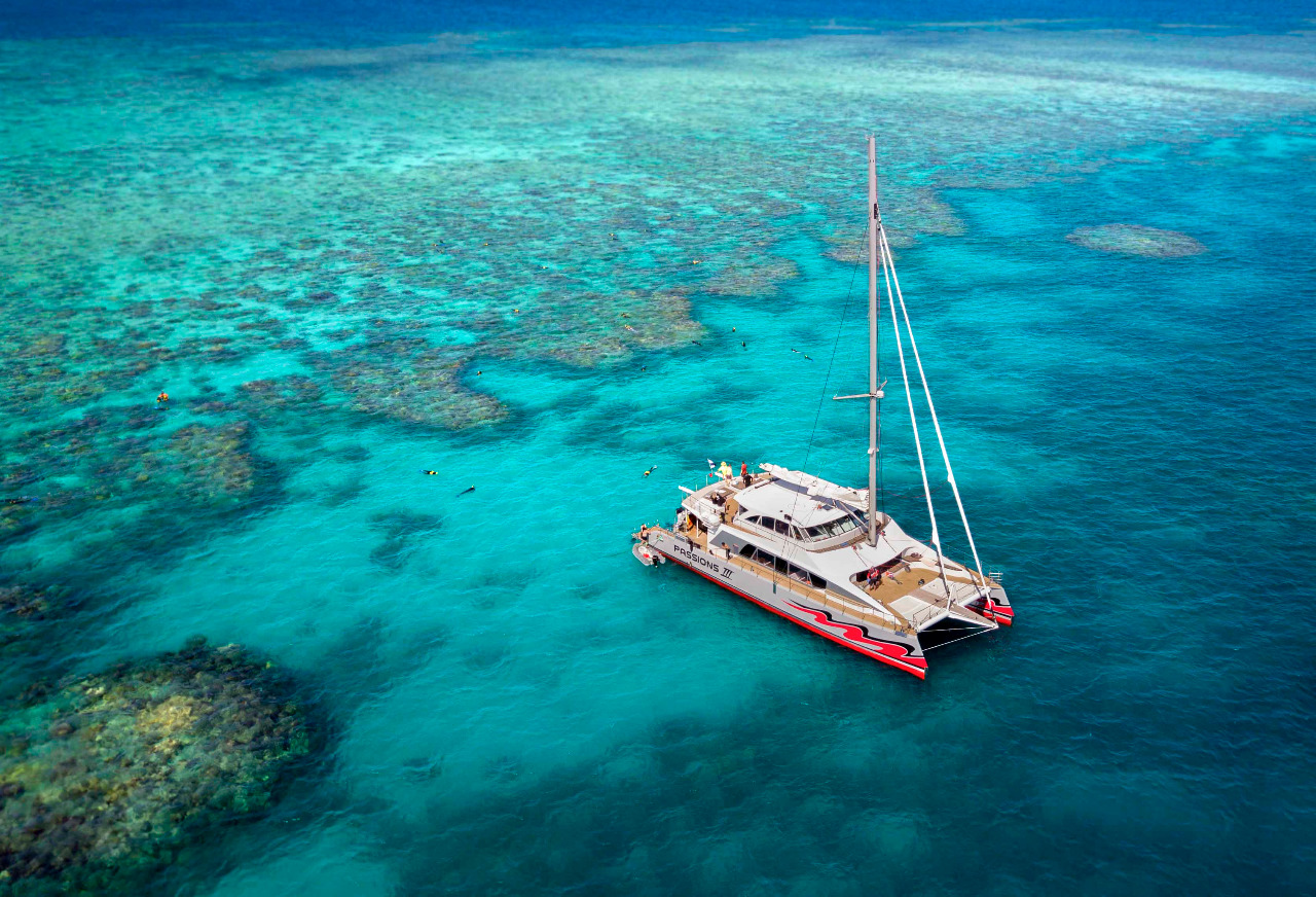 Small Snorkeling Tours Cairns
