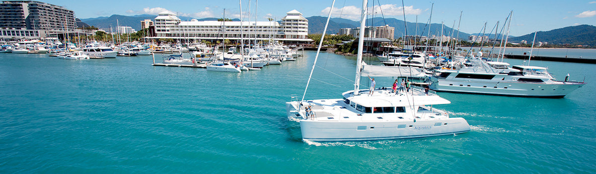 Cairns Harbour | Cairns Holiday Specialists