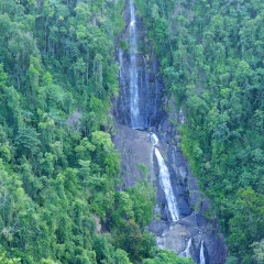 Cairns Helicopter Flight | Waterfall