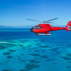Cairns Helicopter Flights - Scenic Flights Great Barrier Reef