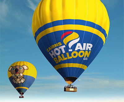 Cairns Hot Air Ballooning Mareeba