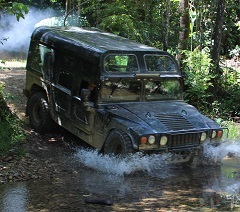 Cairns Hummer Tours