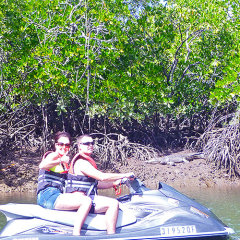Great Barrier Reef Tour | Cairns jet skiing tours