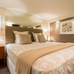 Cairns Luxury Charter Boat | Bedroom