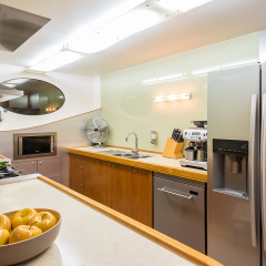 Cairns Luxury Charter Boat | Kitchen