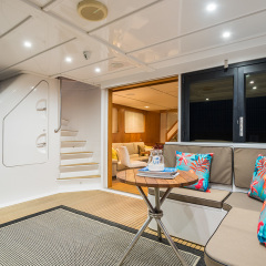 Cairns Luxury Charter Boat | Lower Deck