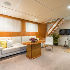 Cairns Luxury Private Charter Boat | Common Area