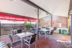 Cairns Motel - Guest BBQ facilities