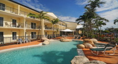 Cairns Motel Family & Sporting Group Accommdation