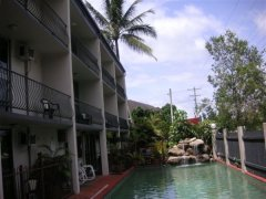 Cairns Motel swimming Pool