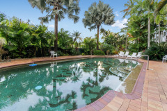 2 of 3 Swimming Pools - Cairns North Shore Towers Private Apartment