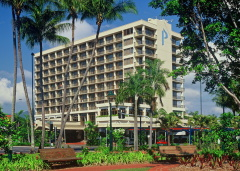 Cairns Pacific Hotel - Esplanade Location