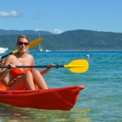 Cairns Private Boat Charter | Sea Kayak Fitzroy Island