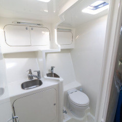 Cairns Private Charter Boat - Comfortable Living Space