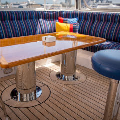 Cairns Private Overnight Charter Boat - Flybridge